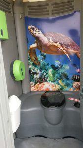 vip toiletcabine